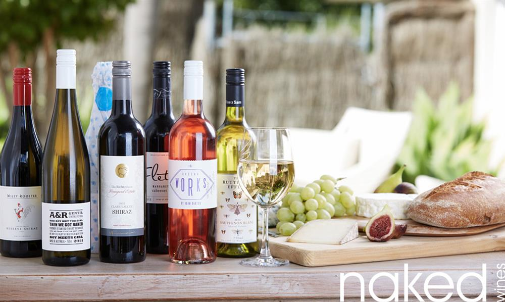 naked wines vouchers
