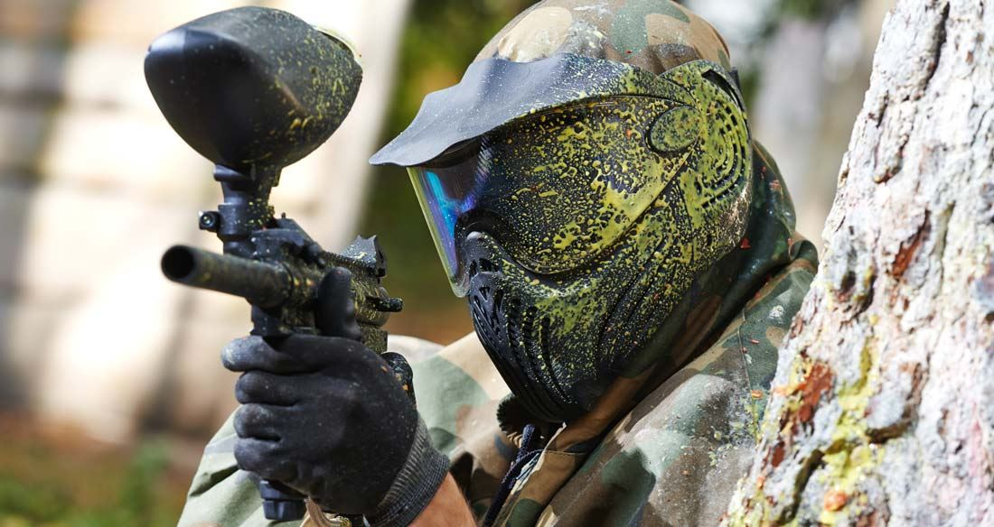 Picture for category Paint Ball and Laser Skirmish