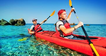 Picture for category Kayaking and Canoeing