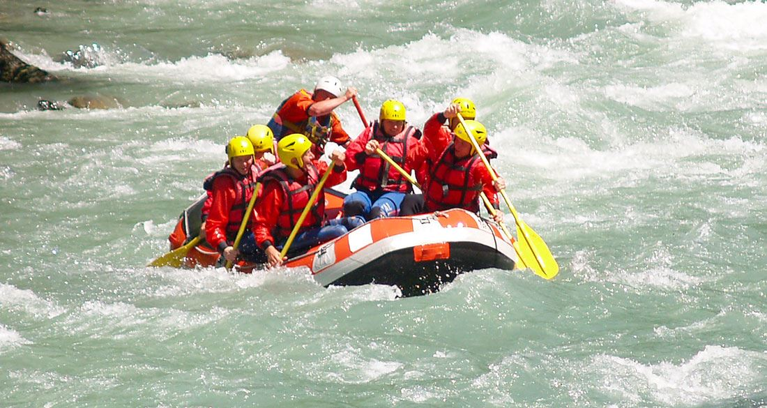 Picture for category White Water Rafting