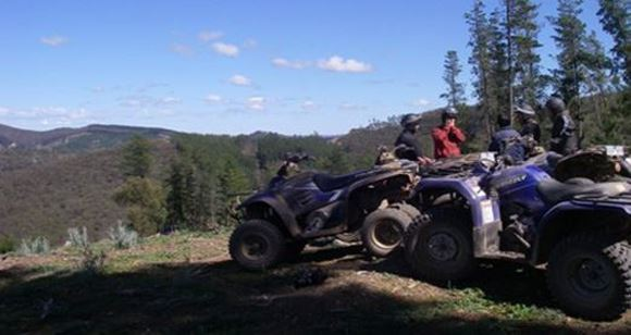 Picture of Quad Bike Tour (Full Day) Gippsland