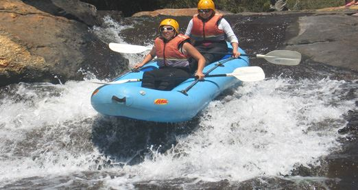 Avon River Rafting