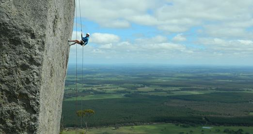 One Day Abseiling