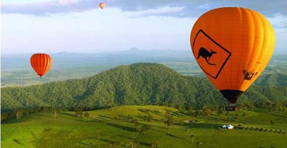 Picture of Gold Coast Hinterland Ballooning Experience
