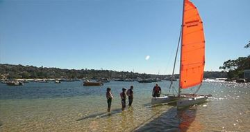 Picture of Taster Session – Dinghy Sailing Sydney