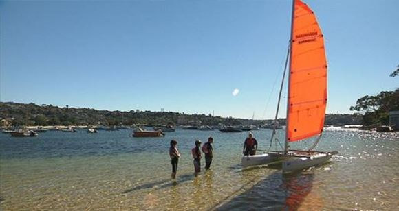 Picture of Taster Session – Dinghy Sailing Sydney