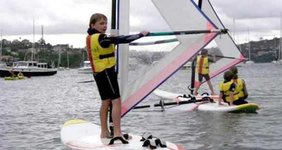 Picture of Taster Session – Windsurfing Sailing Sydney