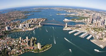Picture of Best of Sydney Helicopter Tour