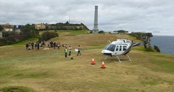Picture of City to Surf Helicopter Flight
