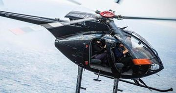 Picture of Fly & Dine Helicopter Flight to the Central Coast for 2