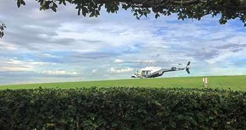 Picture of Fly & Dine Helicopter Flight to the Hunter Valley for 2