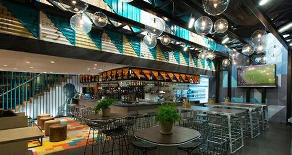 Picture of Bluetrain Restaurant