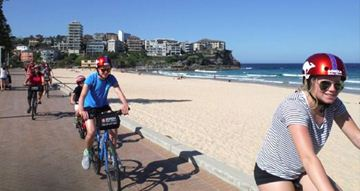 Picture of Manly Beach and Sunset Cruise Bike Tour - Sydney