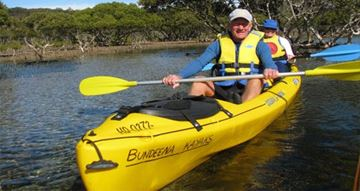 Picture of Double Kayak Hire for Two Sydney