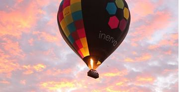 Picture of VIP Hot Air Balloon Flight for 2 - Byron Bay