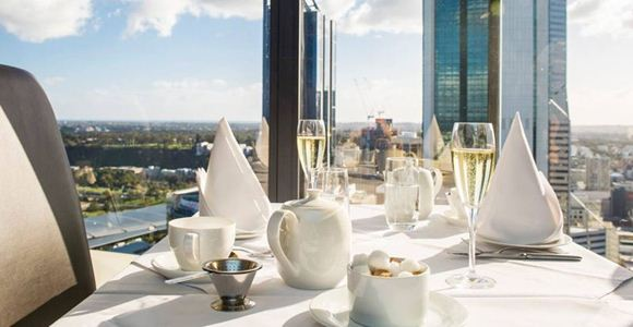 Picture of Champagne High Tea at C Restaurant - Perth
