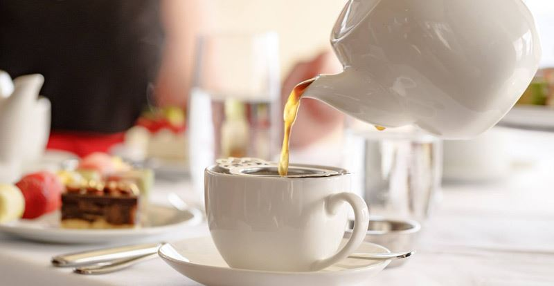 Sparkling High Tea at C Restaurant - Perth