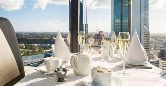 Picture of Sparkling High Tea at C Restaurant - Perth