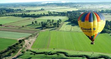Picture of Balloon Flight over Hawkesbury Valley