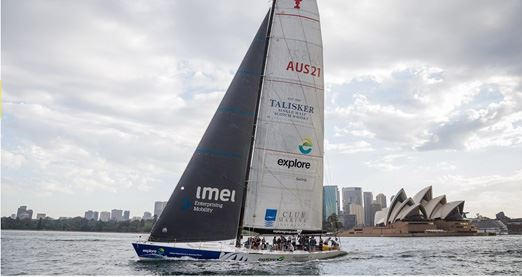 2.5hr Sailing America's Cup Yacht Experience on Sydney Harbour