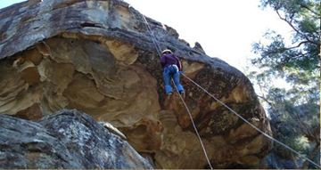 Picture of Abseiling Adventure - Glenworth Valley