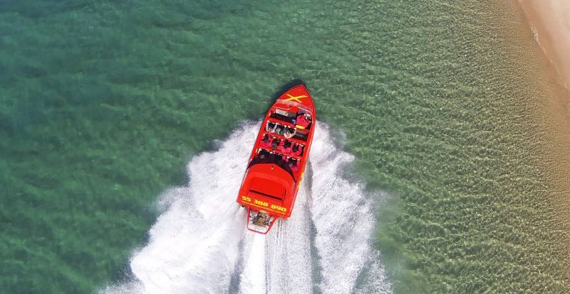 Action Jet Boat Adventure - Child - Gold Coast