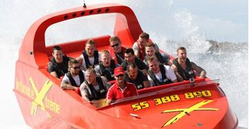 Picture of Jetpack and Jet boat Thrill Experience - Gold Coast