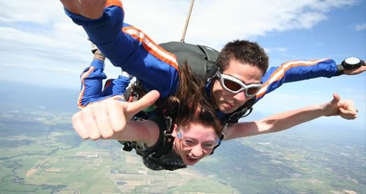 14,000 Feet Freefall Skydiving Experience - Yarra Valley