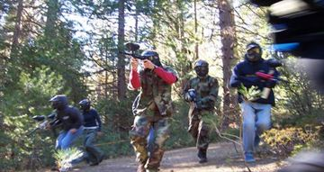Picture of 1 Day Paintball with 200 Paintballs
