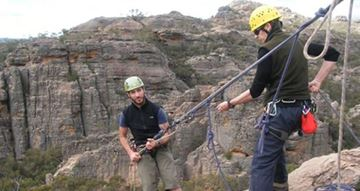 Picture of Forward Running Abseiling - Half day - Adelaide
