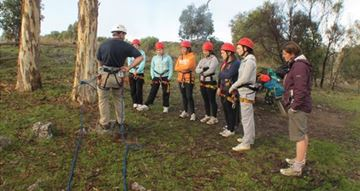 Picture of Rockclimbing and Abseiling - Full Day Adelaide