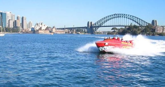 Picture of Jet Boat Ride Sydney Harbour for couples