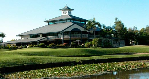 18 Holes of Golf for 2 (Gold Coast)