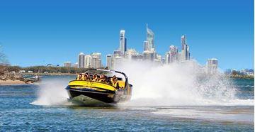 Picture of Premium Jetboat Ride - Gold Coast