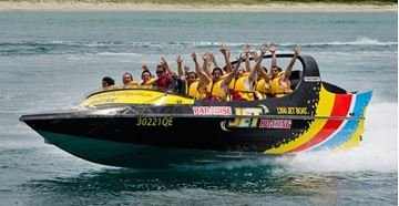 Picture of Family Fun Jet Boating Package - Gold Coast