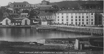 Picture of Port Arthur Ghost Tour (Child) - Hobart