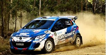 Picture of 16 Lap Attack -  Rally Cars - Sydney