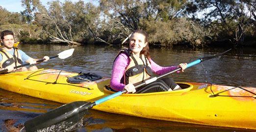Canning Regional Park Kayak adventure (Adult)
