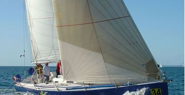 Picture of Introduction to Yachting - Moreton Bay (1 day)