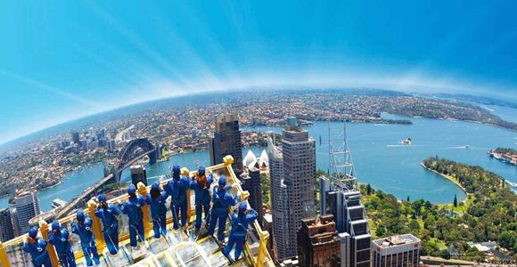 Picture of SKYWALK at Sydney Tower Eye - Sydney