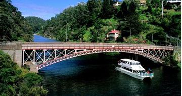 Picture of Cataract Gorge Cruise - Family ticket