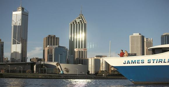Picture of Perth/Fremantle Return Cruise with Lunch