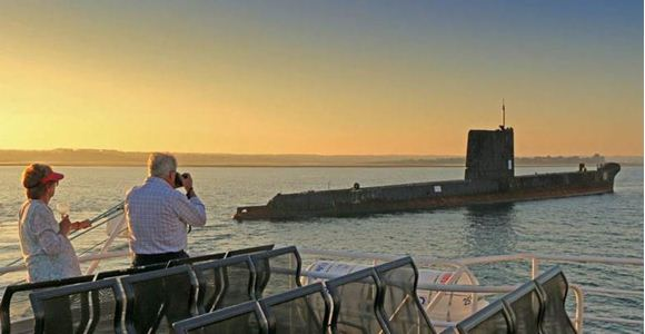 Picture of Twilight & Sunset Cruise (Adult) - Phillip Island