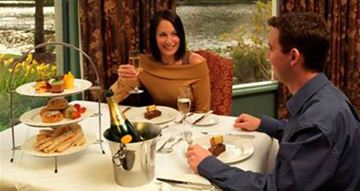 Picture of Gold Class Sunday High Tea for Two - Mornington Peninsula