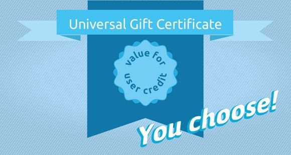 Picture of Universal Certificate