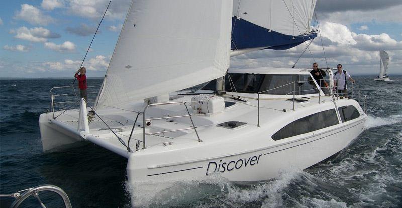 """DISCOVER"" Luxury Sailing Cruise"