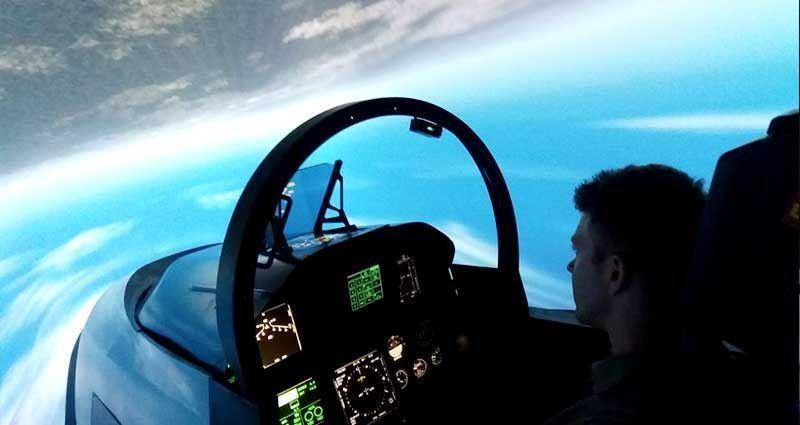 30 Minute Super Hornet Jet Simulator – Sydney