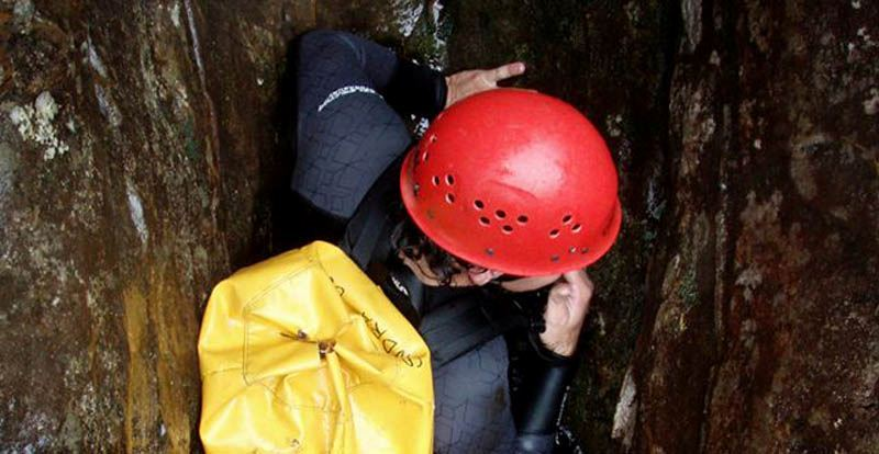 Abseiling and Canyoning Combo Experience – Blue Mountains