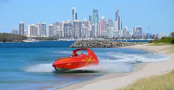 Picture of Action Jet Boat Adventure - Adult - Gold Coast