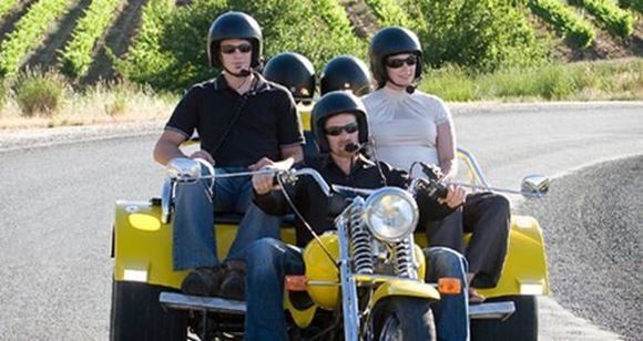 Picture of Barossa Valley Uncut Trike Tour for 2 People